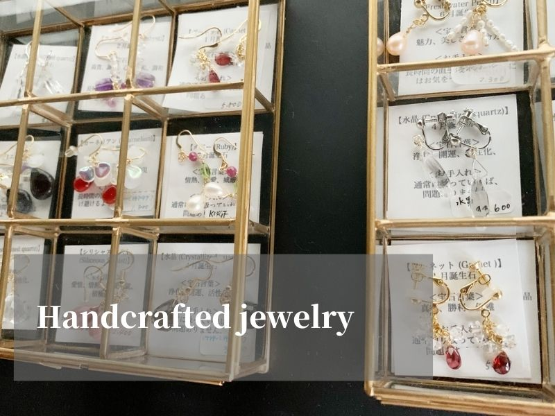 canoha handcrafted jewelry