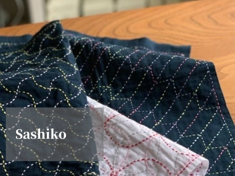 sashiko | Japanese traditional calture