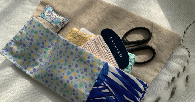 [22]★布持ち込み可★ミシン使わず手縫いで日々の小物作り♪